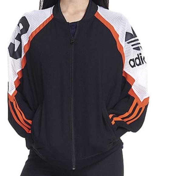 Adidas Originals Basketball Track Jacket